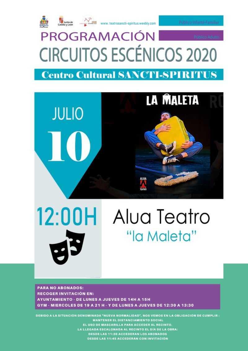 10 de Julio. Teatro