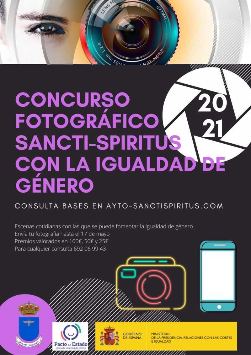 CONCURSO FOTOGRÁFICO SANCTI-SPIRITUS CON LA IGUALDAD DE GÉNERO