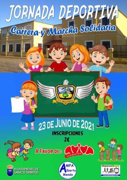 Marcha Solidaria CEIP Sancti Spíritus