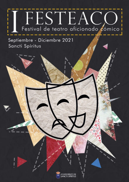 I FESTEACO Festival de Teatro Aficionado Cómico